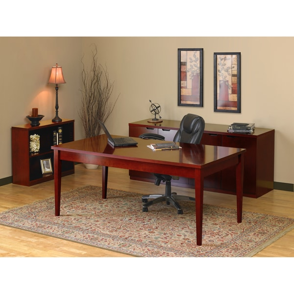 Mayline Luminary Series Typical Office Suite 34