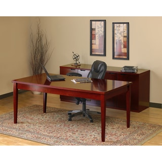 Mayline Luminary Series Typical #33 Executive Desk