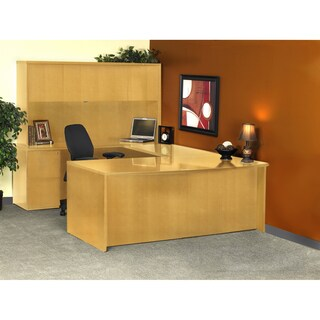 Mayline Luminary Series Typical #9 Executive Desk