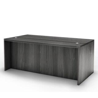 "Mayline Aberdeen 60""W x 30""D Straight Front Rectangle Desk"