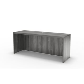 Mayline Aberdeen Series 72-inch Credenza Executive Desk