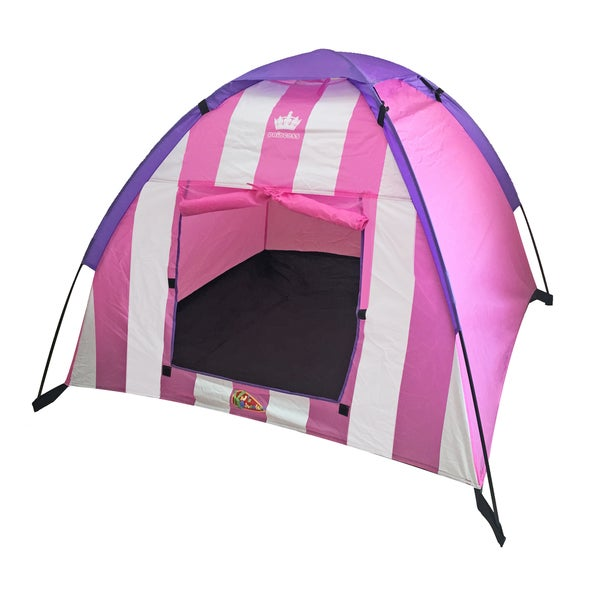 Kids Adventure Princess Dome Tent with Carrying Case - Pink