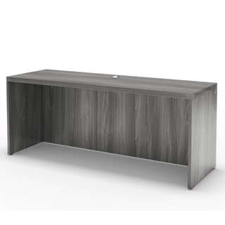 Mayline Aberdeen Series Laminate 60-inches Credenza Executive Desk