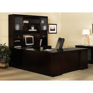 Mayline Sorrento Series Typical Office Suite 7