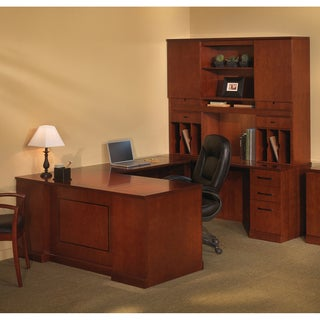 Mayline Sorrento Series Typical Office Suite 3