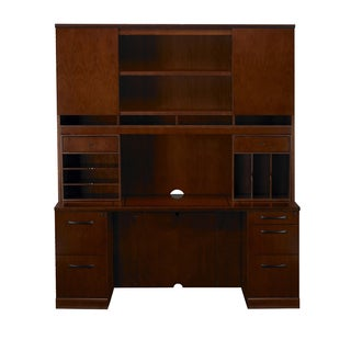 Mayline Sorrento Series Typical #23 Office Suites Desk
