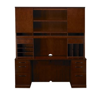 Mayline Sorrento Series Typical Office Suite 21