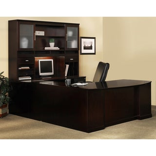 Mayline Sorrento Series Typical Office Suite 1