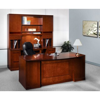 Mayline Sorrento Series Typical Office Suite 14