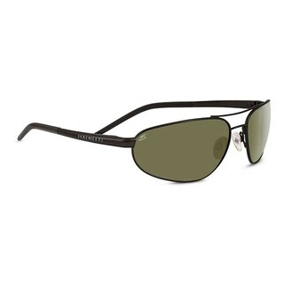 Serengeti Como Unisex Aviator Sunglasses