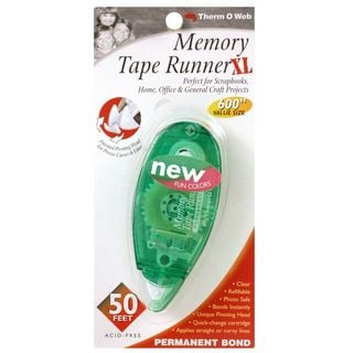 Memory Tape Runner XL [Pack of 4]