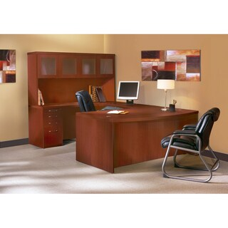 Mayline Aberdeen Series Typical Office Suite 5
