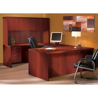 Mayline Aberdeen Series Typical 4 Office Suite
