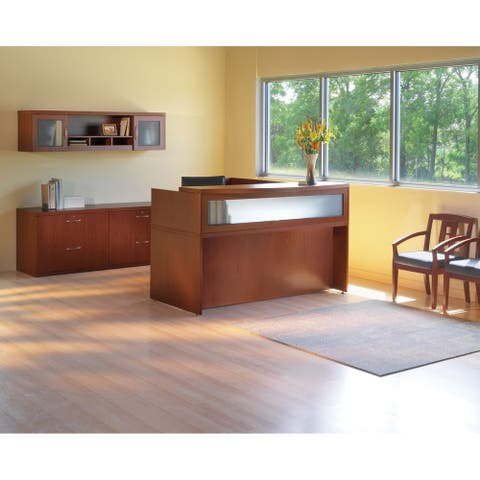 Mayline Aberdeen Series Typical 37 Office Suite