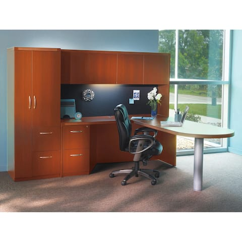 Mayline Aberdeen Series Typical 22 Office Suite