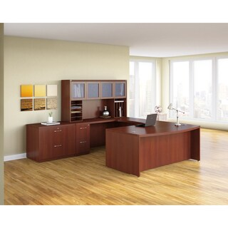 Mayline Aberdeen Series Typical Office Suite 10