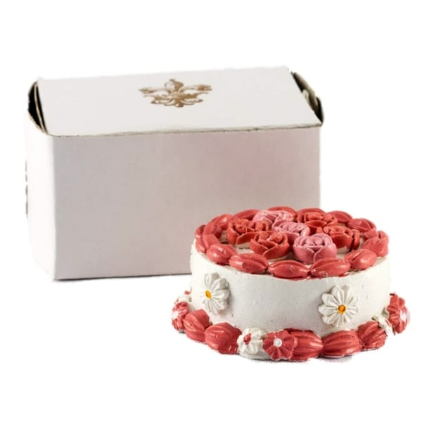 """The Queen's Treasures American Bakery Collection Party Cake Fits 18"""" Girl Doll Accessories & Food"""