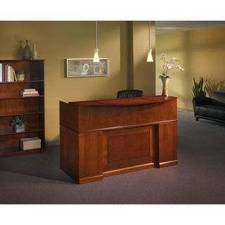 Mayline Sorrento Series Reception Stations/Occasional Table (Reception Desk With Veneer Counter)