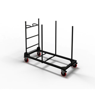Mayline Event Series Table Cart for 48-inch x 24-inch Table