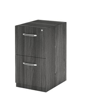 Mayline Aberdeen Series Credenza Pedestal Vertical File Cabinet