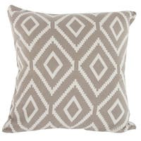 20-inch x 20-inch Cotton Cashmere Pillow