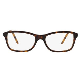 Burberry BE2174 3002 Dark Havana Plastic Butterfly Eyeglasses w/ 51mm Lens