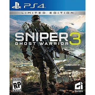 Sniper Ghost Warrior 3 Limited Edition - PS4
