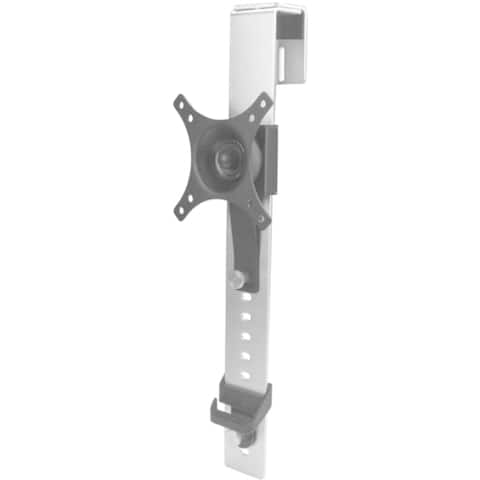 "StarTech.com Cubicle Monitor Mount - Supports Monitors up to 30"" - Cubicle Wall Monitor Hanger - VESA Mount - Monitor Arm"