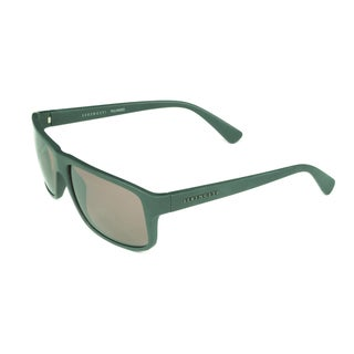 Serengeti Claudio Men's Grey/Rose Polarized Sunglasses
