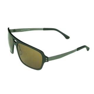 Serengeti Nunzio Black Plastic Sunglasses