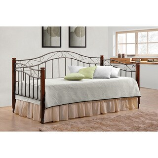 Coaster Company Cappuccino and Black Twin Daybed