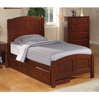 Coaster Company Cappuccino Twin Bed