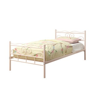 Coaster Company Baily Pink Twin Bed