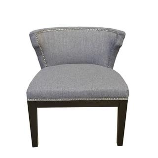 Grey Stallion Linen Kyra Chair
