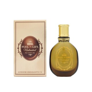 Diesel Fuel For Life Unlimited Women's 1-ounce Eau de Parfum Spray
