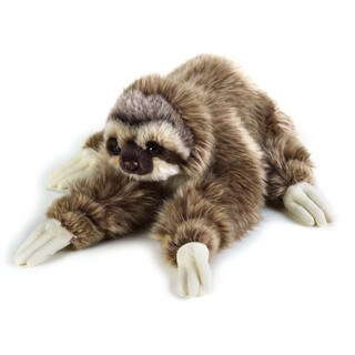 National Geographic Sloth Plush