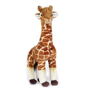 National Geographic Giraffe Plush
