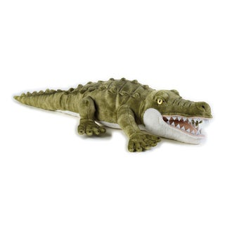 National Geographic Crocodile Plush