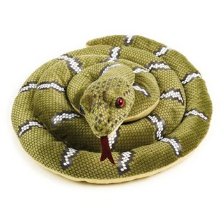 National Geographic Green Snake Plush