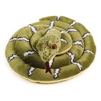 National Geographic Green Snake Plush