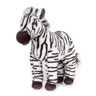 National Geographic Zebra Plush