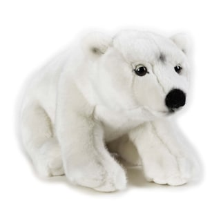 National Geographic Polar Bear Plush