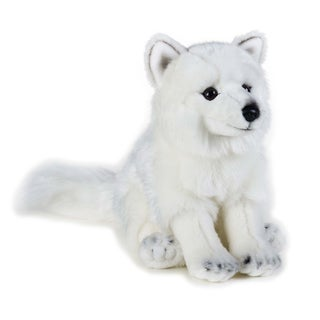 National Geographic Arctic Fox Plush