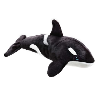 National Geographic Killer Whale Plush