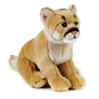 National Geographic Mountain Lion Plush