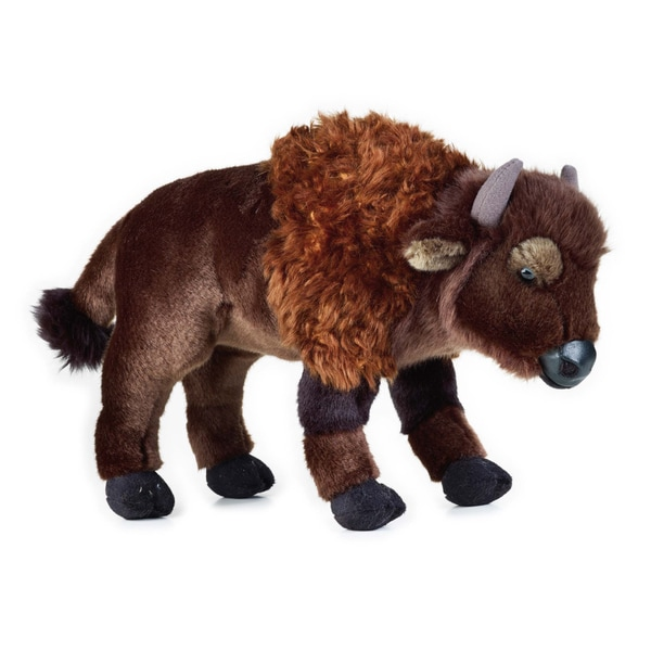 National Geographic Bison Plush