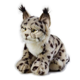 National Geographic Lynx Plush