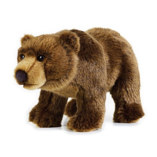 National Geographic Grizzly Bear Plush
