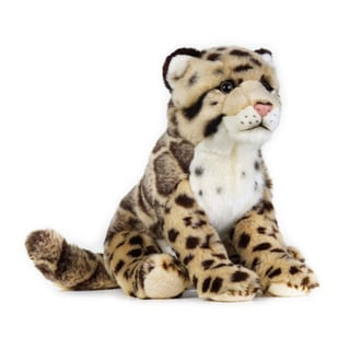 National Geographic Clouded Leopard Plush