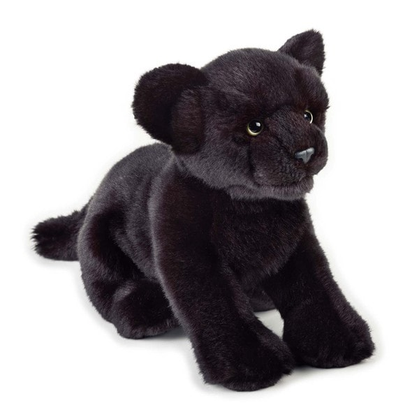 National Geographic Black Panther Plush
